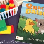 A Children's Story about Two Unlikely Friends: Quack and Daisy