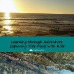Exploring Tide Pools with Kids+Free Printable