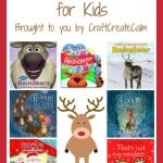 Books about Reindeer for Kids