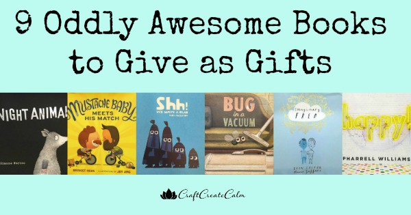 Holiday Gift Guide: 9 Unique Picture Books for Kids
