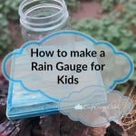 How to make a Rain Gauge at Home