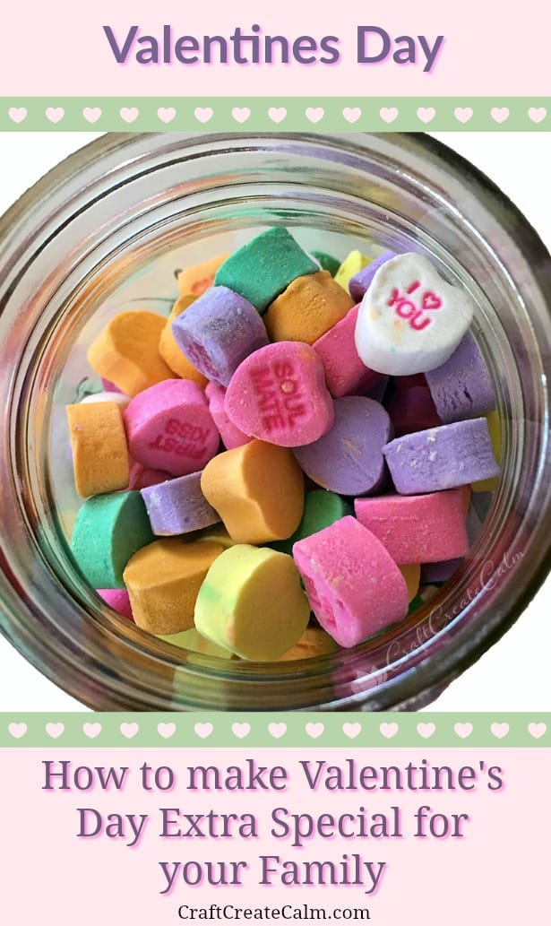 Valentine 39 s day ideas for kids the moments at home for Valentine day at home