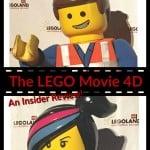 The LEGO® Movie™ 4D at LEGOLAND® California Resort