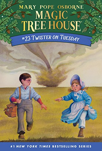 Magic Treehouse #23: Twister On Tuesday