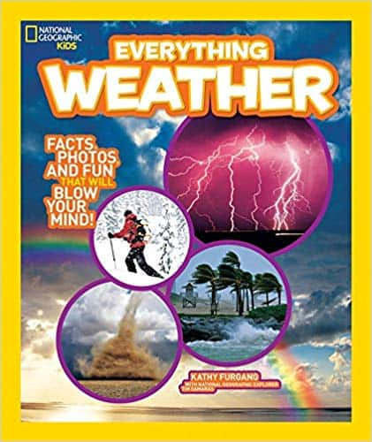 Everything Weather, by National Geographis