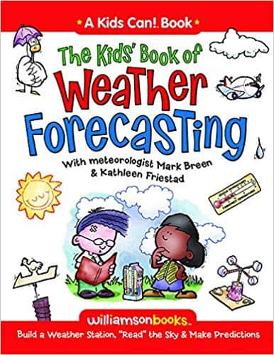 The Kid's Book Of Weather Forecasting