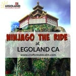 Exciting New Attraction Ninjago the Ride at LEGOLAND