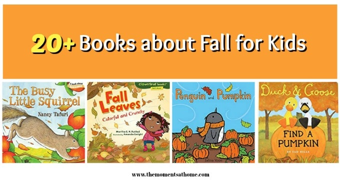 Books about Fall for Kids