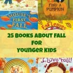 Books about Fall for Younger Kids