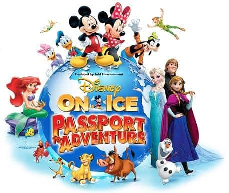 Disney on Ice Passport to Adventure Giveaway!
