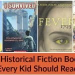 10 Historical Fiction Books Every Kid Should Read