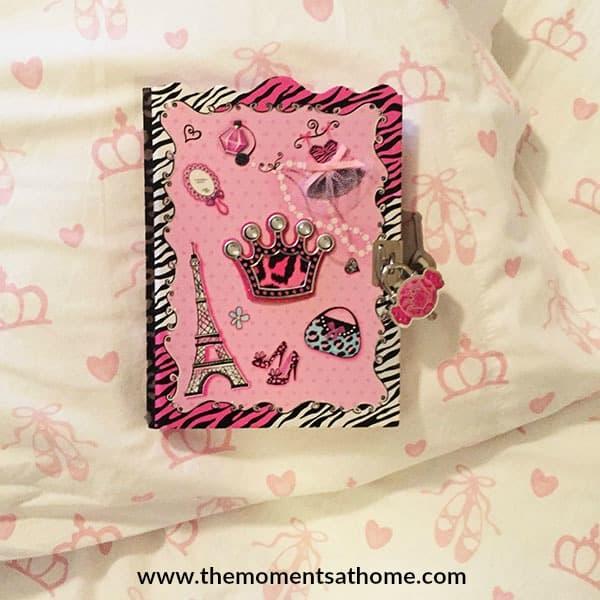 diary for tween girls