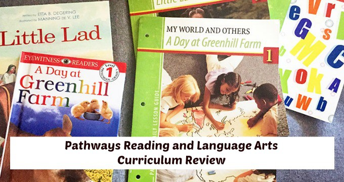Pathways Reading and Language Arts Review