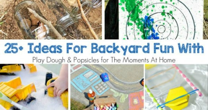 26+ Ways To Have Backyard Fun With Kids