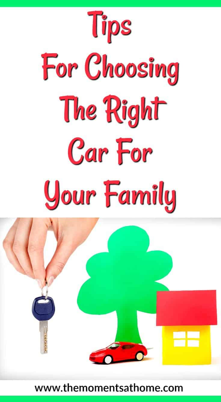 Tips for choosing the right car for your family. Sponsored
