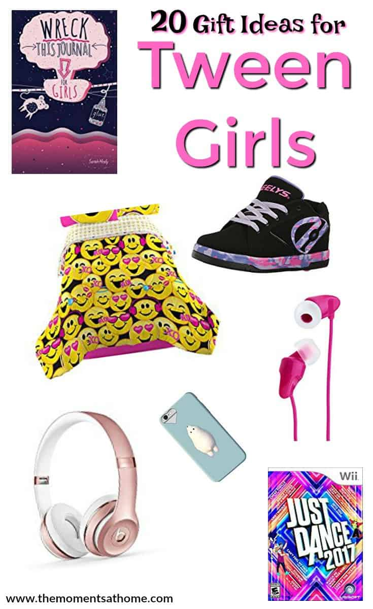 Gift Ideas for Tween Girls - The Moments at Home