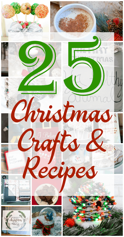 25 Days of Christmas Movie Crafts and Recipes Blog Hop.