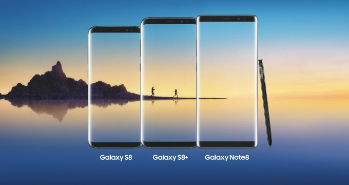 Give the Gift of a Samsung Galaxy S8 this Season