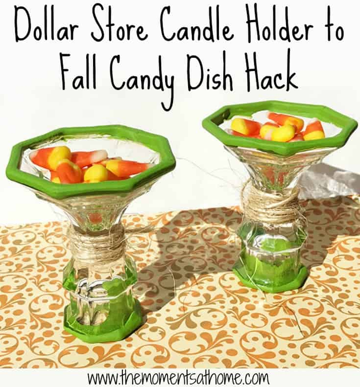 Diy candy dish set