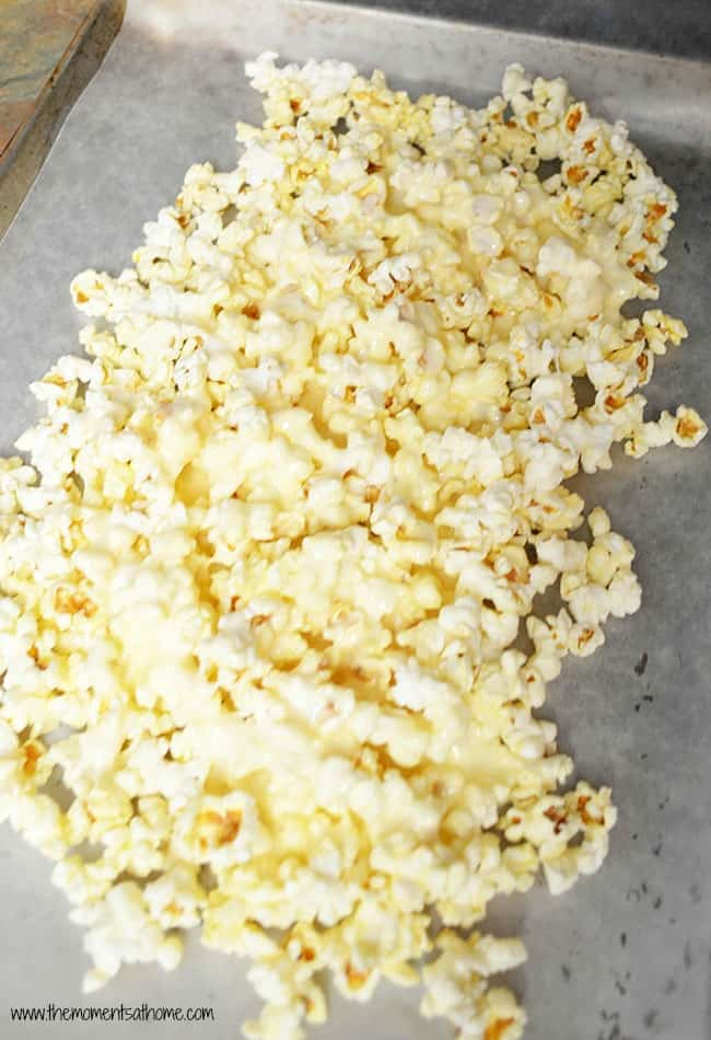 holiday popcorn