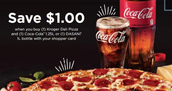Pizza Deal at your Local Kroger Store for Easy Weekday Dinners