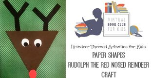 Rudolph the Red Nosed Reindeer Crafts and Activities