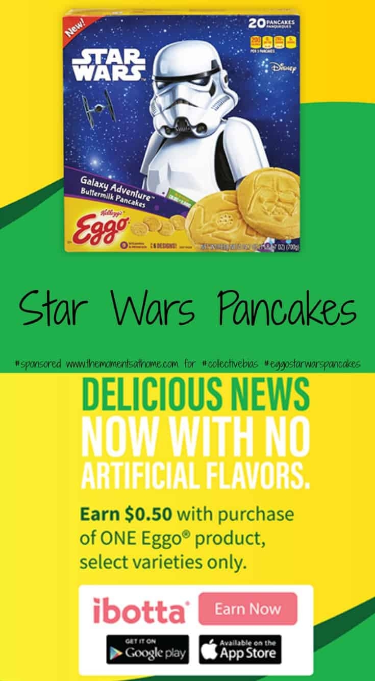 New star wars pancakes!