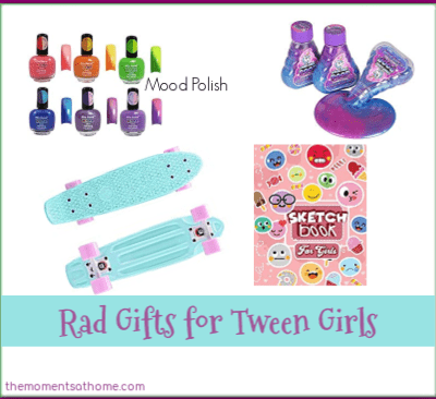 Rad Gifts for Tween Girls