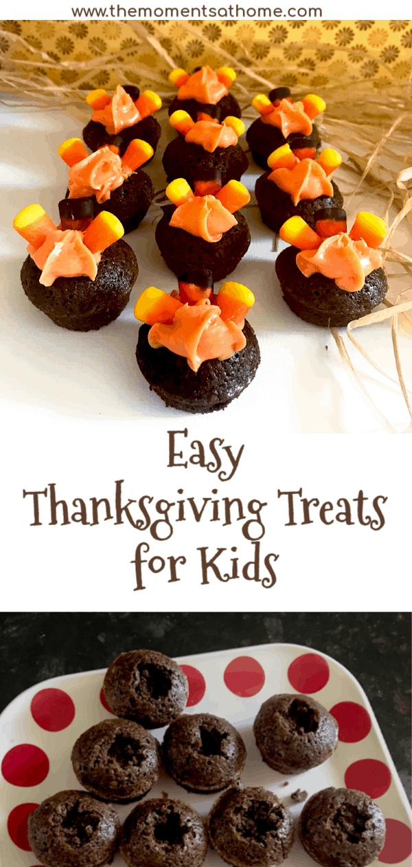 Easy Thanksgiving dessert idea. #thanksgivingforkids #thanksgivingrecipes