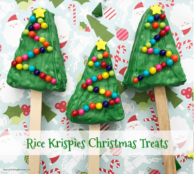 Christmas party treats recipe