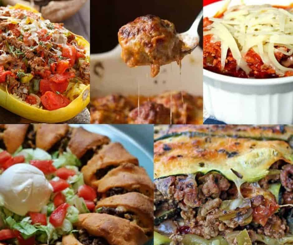 Low-carb Ground Beef Recipes: Satisfyingly Delicious Meals