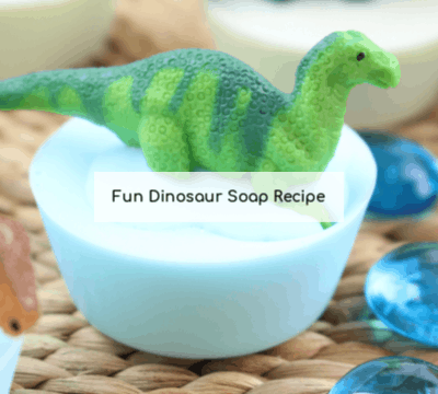 Easy Dinosaur Soaps Recipe