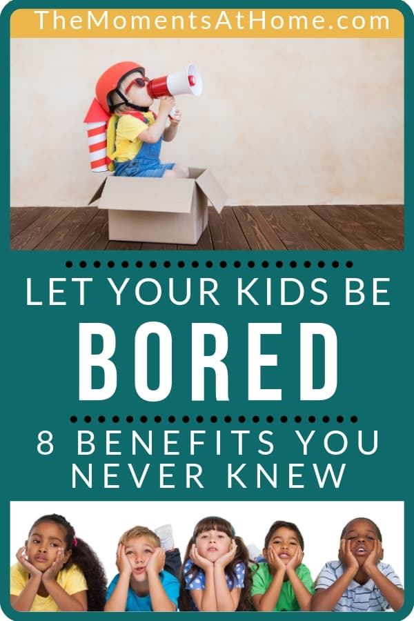 "bored children and words: ""Let your kids be bored! 8 benefits of boredom you never knew"""