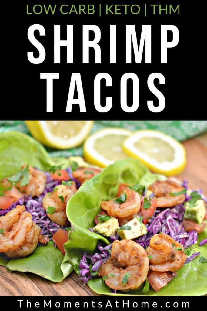 Shrimp Tacos Healthy Low Carb Keto Amp Delish