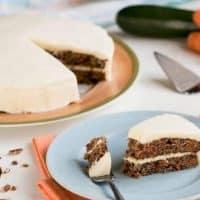 Low Carb Carrot Cake (Keto, Gluten-Free)