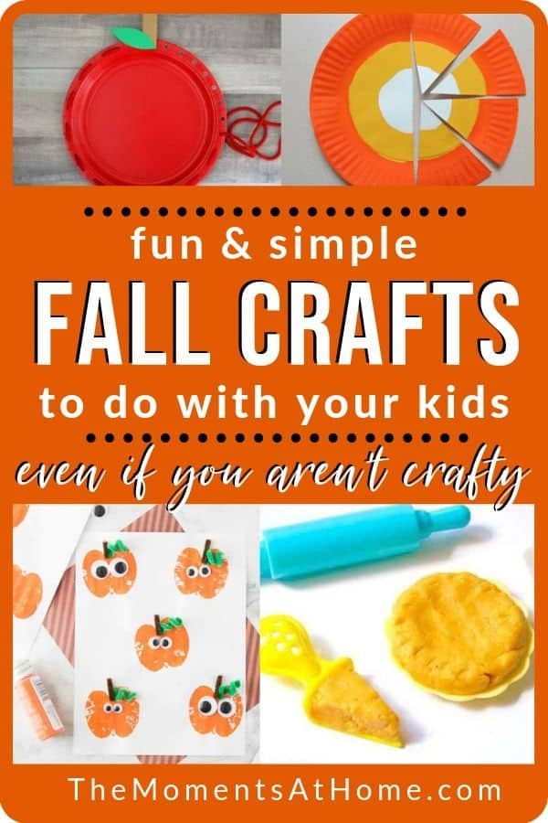 pumpkin and apple craft ideas for kids